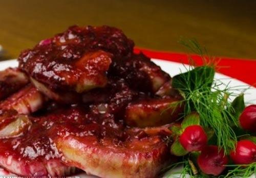 Китайский сливовый соус с имбирем и чесноком – кулинарный рецепт