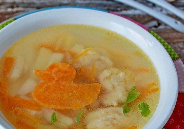 Суп рецепт пошагово с