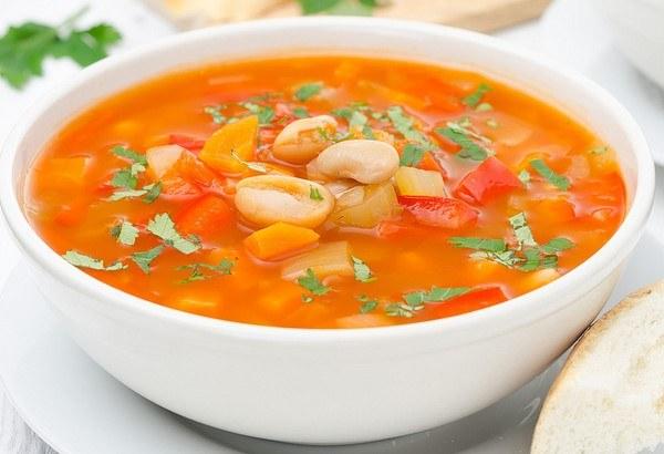 как приготовить диетический суп из курицы пошаговый рецепт с фото