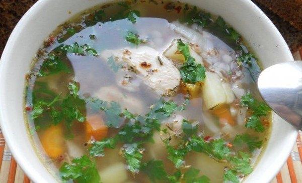 рецепты супов на вторичном бульоне