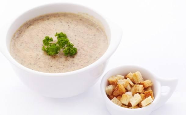 как приготовить грибной крем суп из сушеных грибов