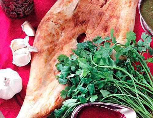 грузинский лаваш в домашних условиях рецепт с фото