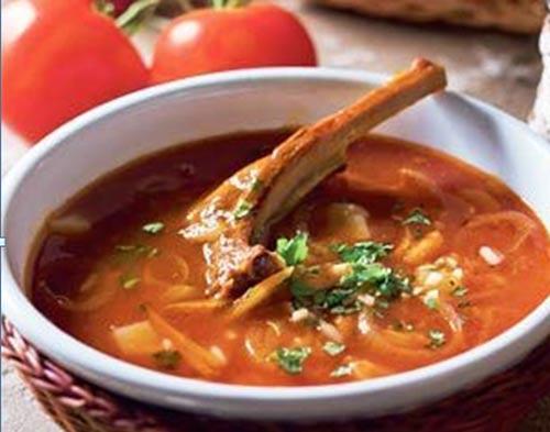 суп харчо из баранины рецепт