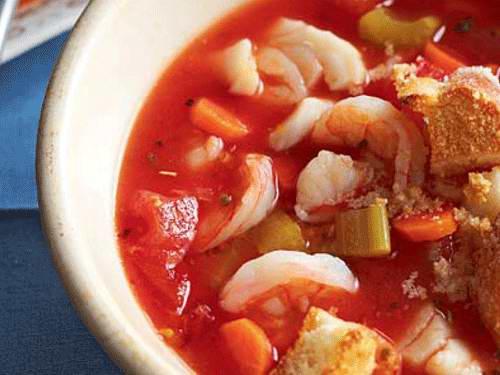 итальянский рыбный суп с томатами рецепт