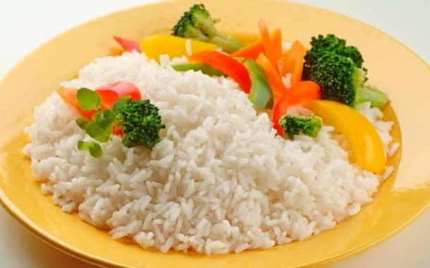 как приготовить шлифованный рис на гарнир