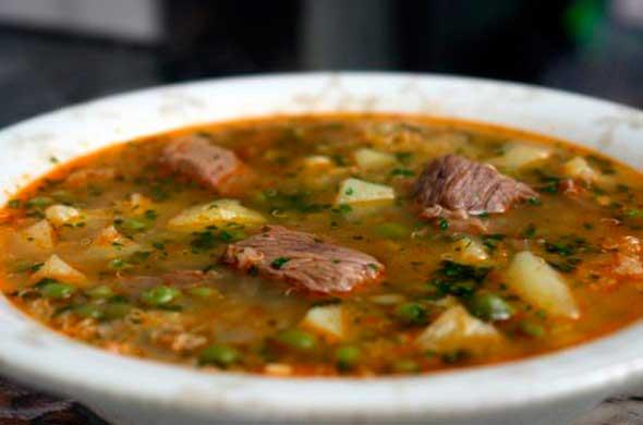 Суп грибной с мясом в мультиварке рецепты