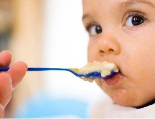 Как сделать кашу для младенца