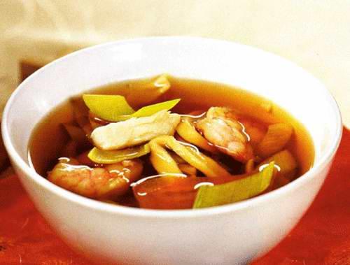 рецепт рыбного супа с консервами с фото