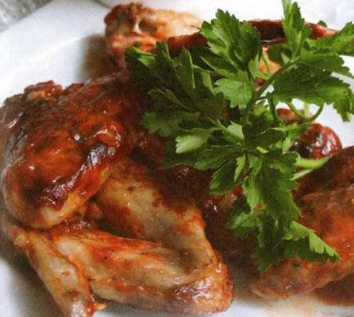 Крылышки по мексикански рецепт