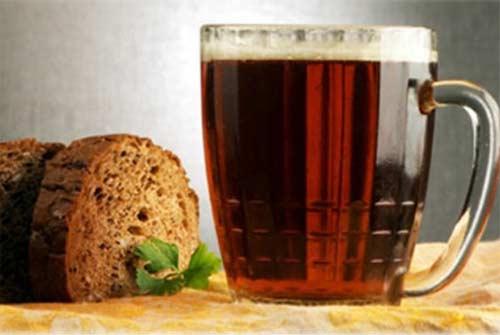 Квас в домашних условиях из кофейного напитка