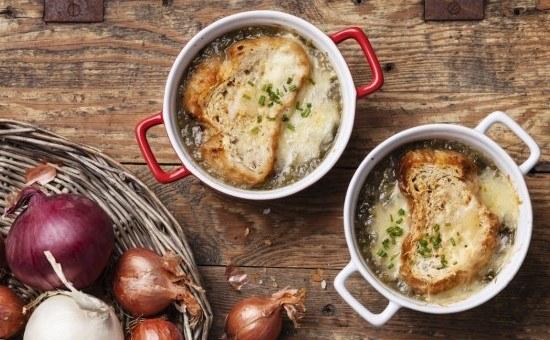 французский луковый суп классический рецепт от юлии