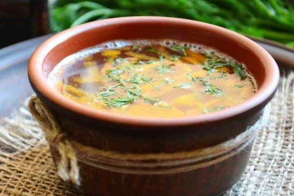 Луковый суп рецепт для похудения рецепт