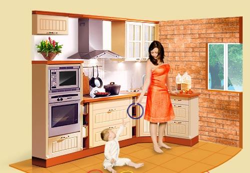На кухне снова о кулинарных играх