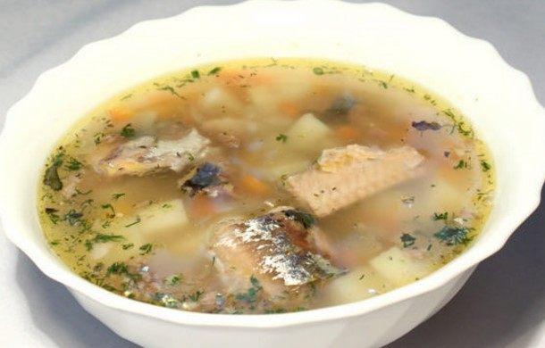 Полезен ли рыбный суп из консервов