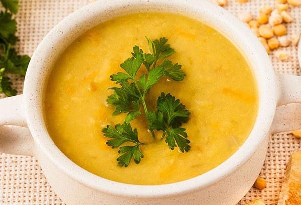 гороховый суп без мяса в мультиварке рецепты с фото