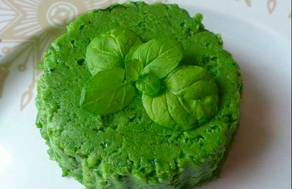 рецепт приготовления замороженного зеленого горошка