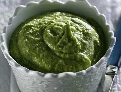 Горошек зеленый замороженный рецепты