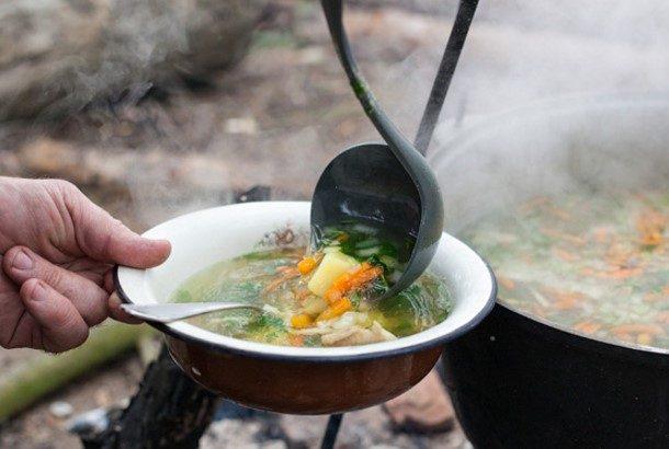 рецепт вкусного рыбного супа из консервов
