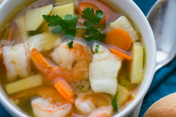 суп из рыбного филе рецепт с фото