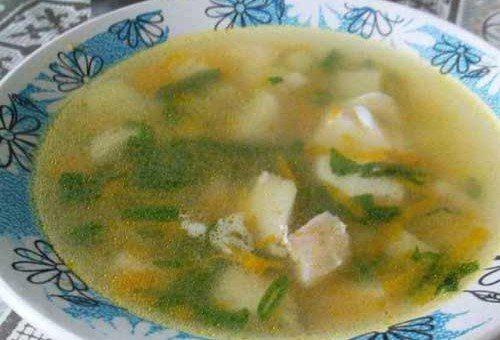 суп из печени трески рецепт с фото