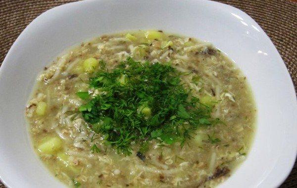 Рыбный суп с макаронами - рецепт пошаговый с фото