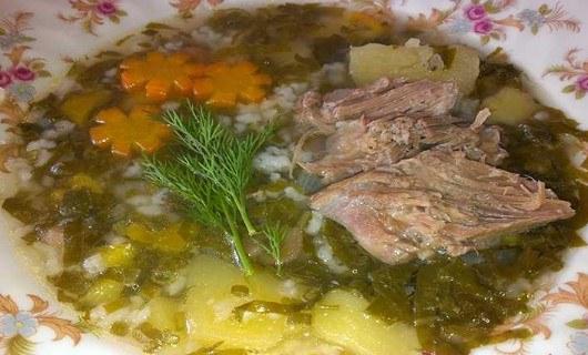щавелевый суп рецепт с яйцом рецепт с фото классический