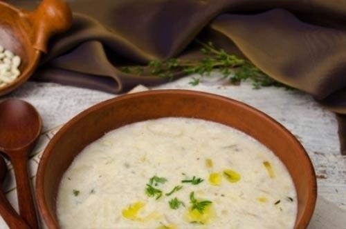 вкусный суп из белой фасоли рецепт