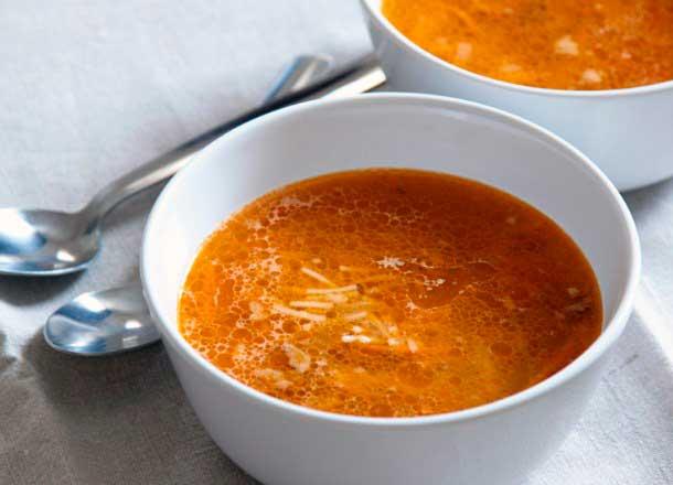 Говяжий суп рецепт с картошкой