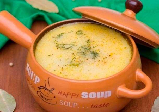 рецепт супа из белых древесных грибов