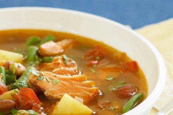 Филе рыбы рецепт супа