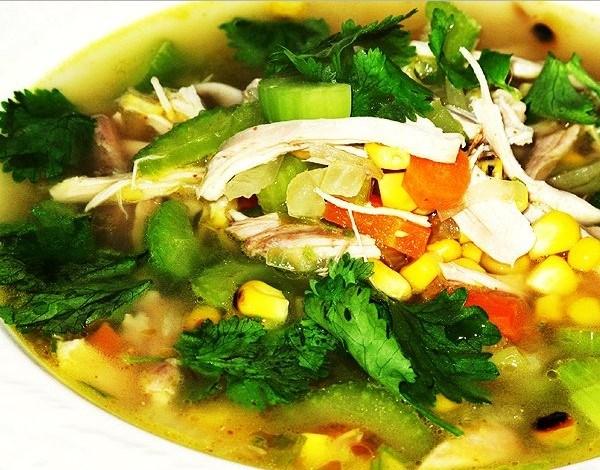 рецепт супа из семи овощей