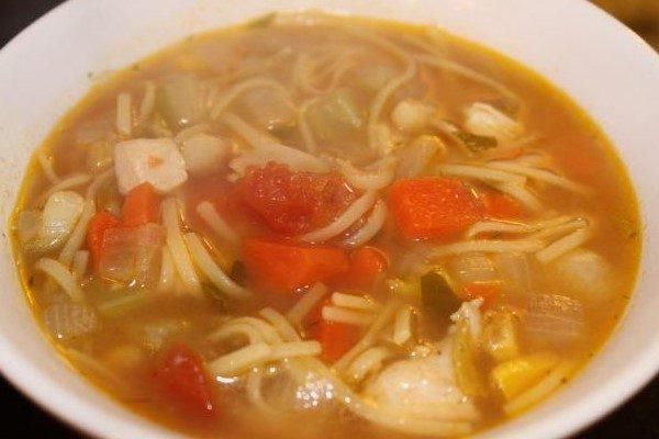 лагман суп из баранины рецепт с фото