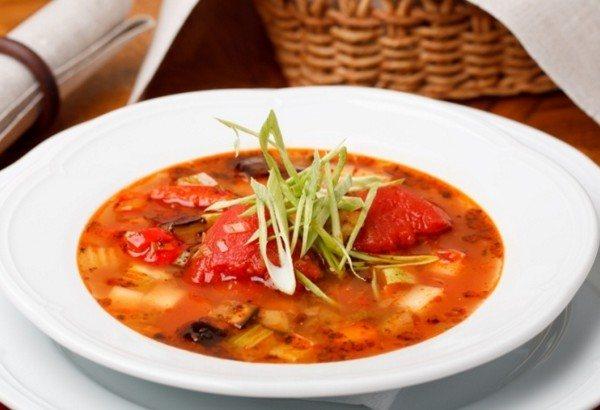 рецепт супа из тыквы классический рецепт с фото