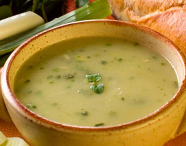 пюре суп с овощами рецепт с фото