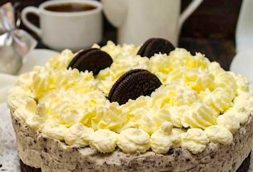 торт с творогом без выпечки рецепты с пошаговым фото