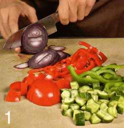 Греческий салат